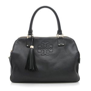 Tory Burch Leather Thea Satchel EUC